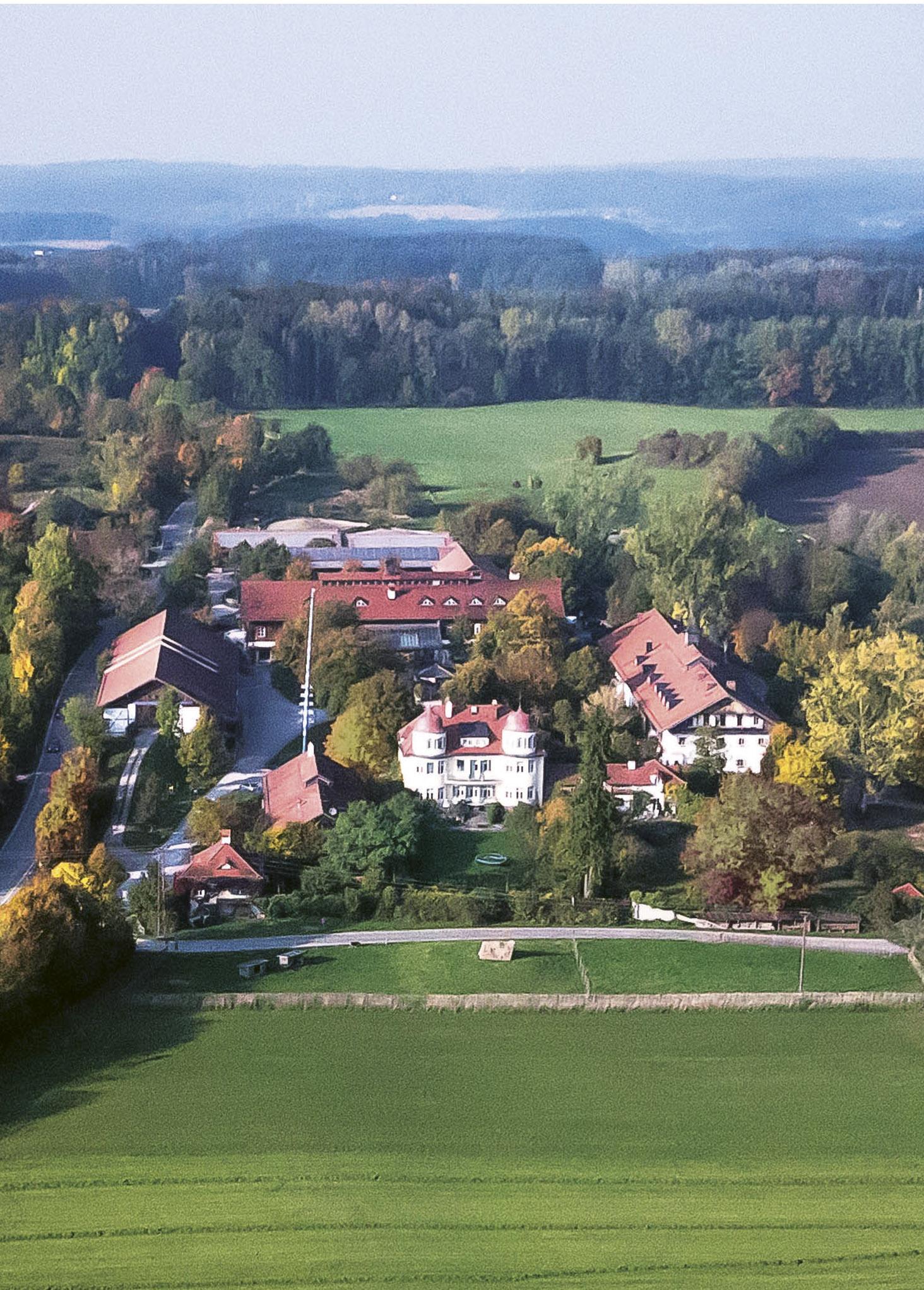 Luftbild Herrmannsdorfer Landwerkstädten