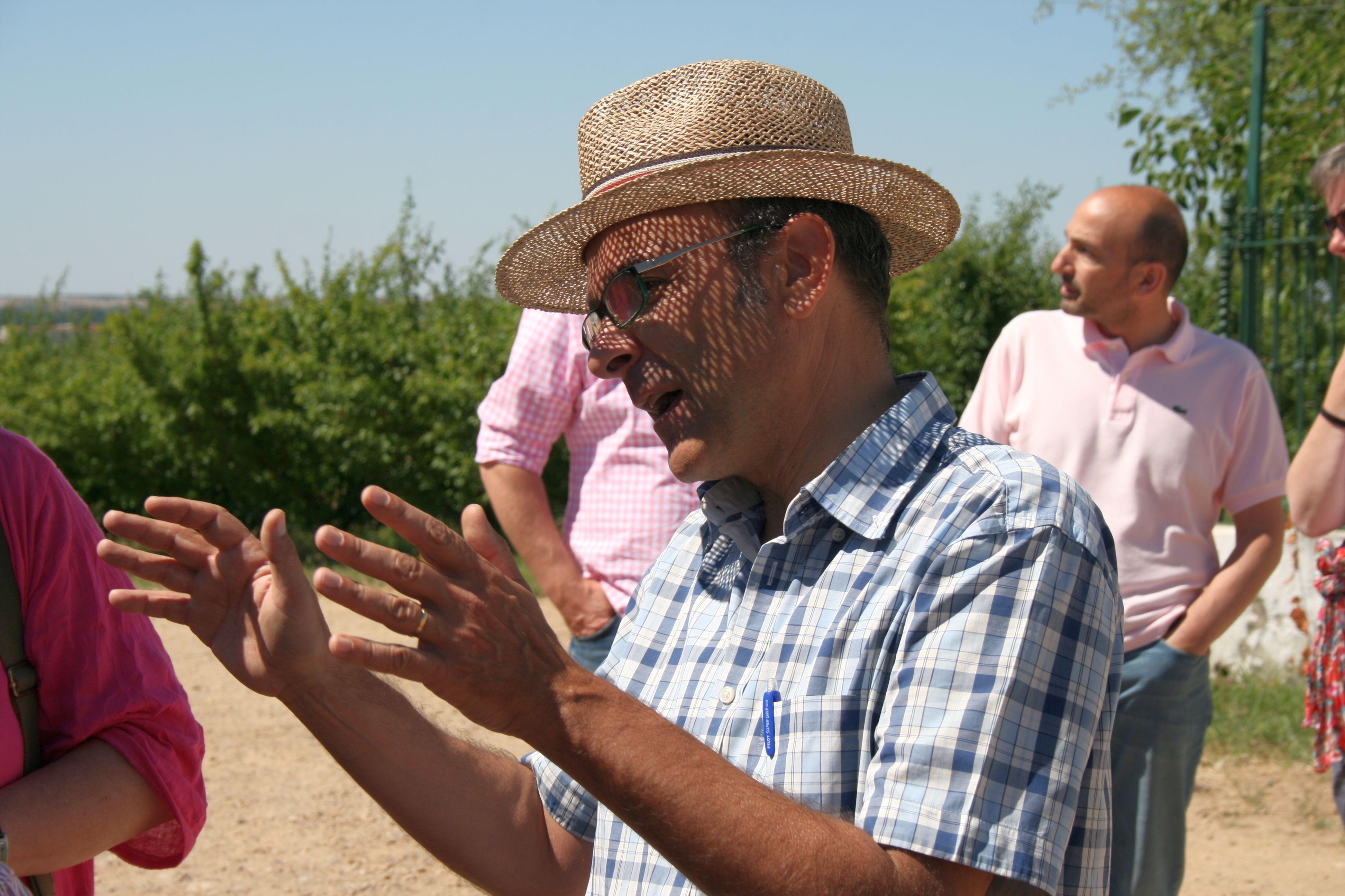 Bild von Paco Casallo,Geschäftsführer von Abuelo Pablo