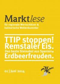 Marktlese-Cover Juni 2014