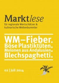Marktlese-Cover Juli 2014