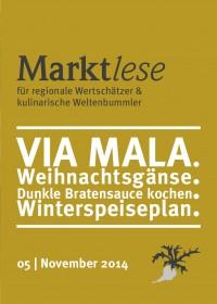 Marktlese-Cover November 2014