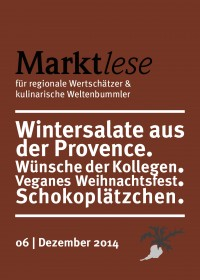 Marktlese-Cover Dezember 2014