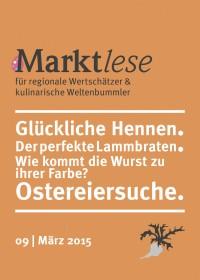 Marktlese-Cover März 2015