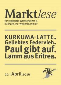 Kurkuma-Latte. Geliebtes Federvieh. Paul gibt auf. Lamm aus Eritrea.