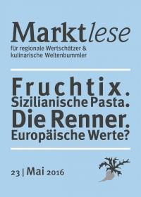 Fruchtix. Sizilianische Pasta. Die Renner. Europäische Werte?
