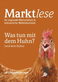 Was tun mit dem Huhn? Über die Probleme bei der Bruderhahn-Verwertung.