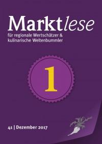 Marktlese-Adventskalender. Fairafric – faire Schokolade – vor Ort produziert