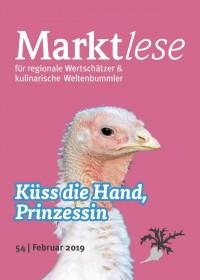 Cover der Marktlese 02/2019