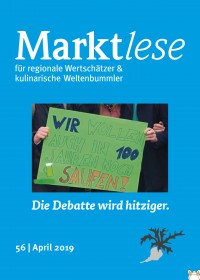 Cover der Marktlese vom April 2019