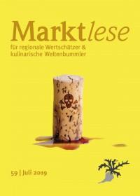 Cover der Marktlese Juli 2019