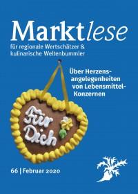 Cover der Marktlese 01/2020