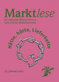 Cover der Marktlese 01/2021