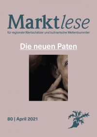 """Cover der Marktlese 04/2021 """"Die neuen Paten"""""""