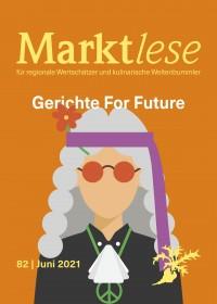 "Cover der Marktlese 05/2021 ""Gerichte For Future"""