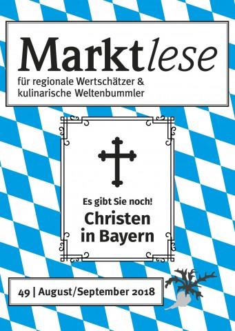 """Blaubeerkuchen. Rebellische Schwestern. Die """"Nachhaltigkeit"""" deutscher Supermarktketten."""