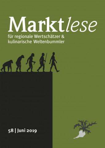 Cover der Marktlese 58