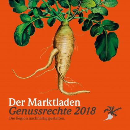 Cover der Genussrechte-Broschüre 2018
