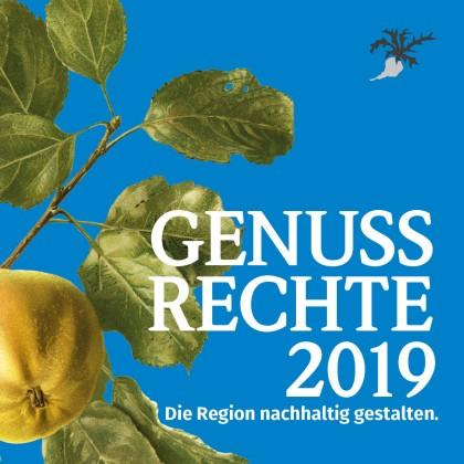 Cover der Genussrechte-Broschüre 2019